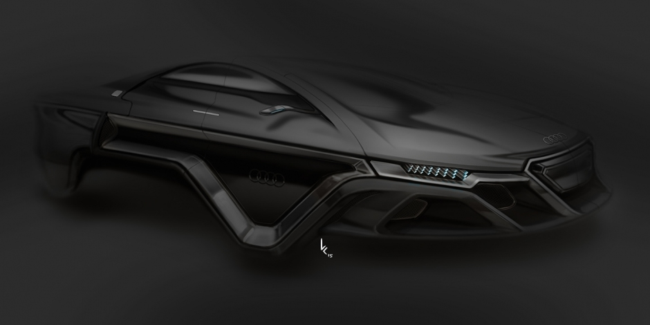 Tech Know New Audi Hover Car Concept