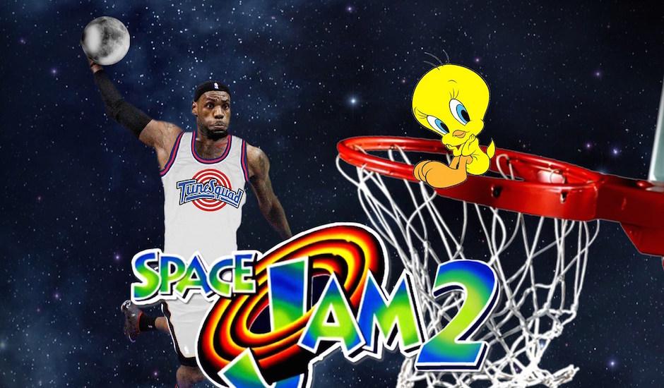 caa62a814b6 Space Jam 2 starring LeBron James is a go