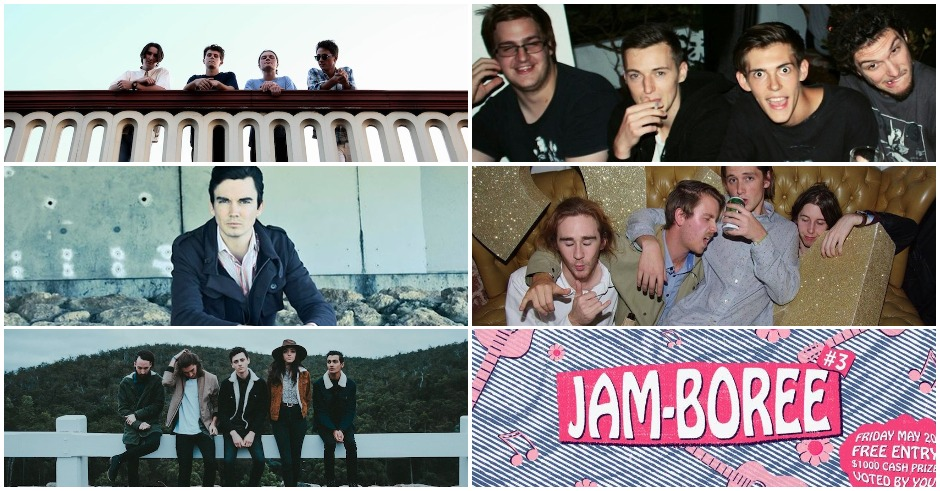 $1000 band comp JAM-BOREE #3 returns to Jack Rabbit Slim's this Friday