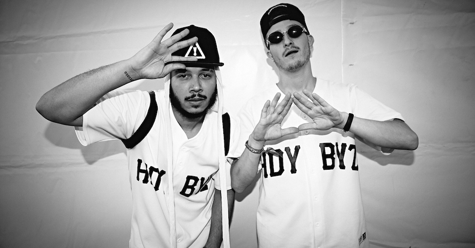 Five Minutes With Flosstradamus