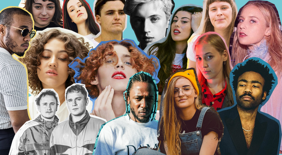 The Pilerats Mid-Year List: The 50 Best Songs of 2018 So Far