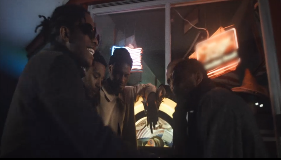 Watch: A$AP Rocky - Jukebox Joints