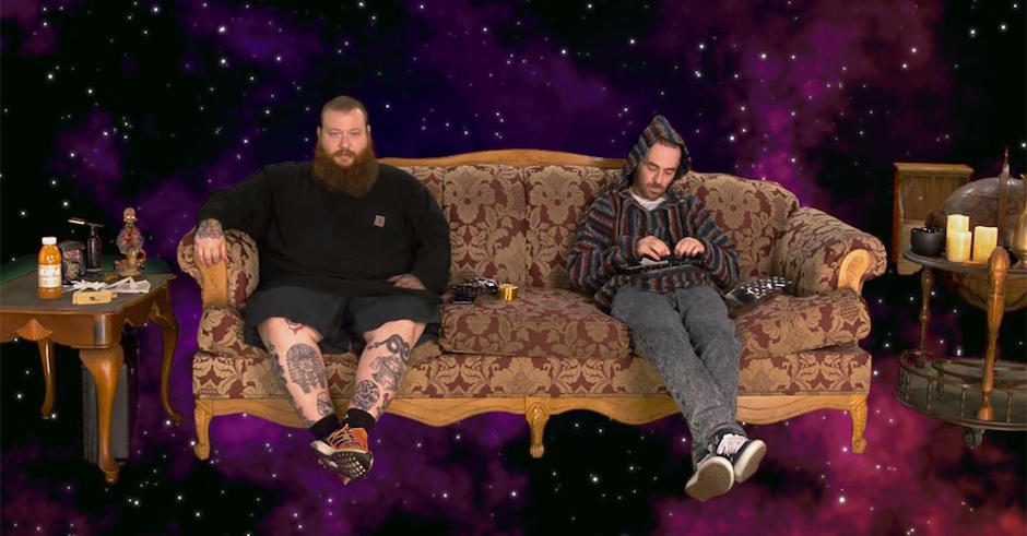 Action Bronson soundtracks his Ancient Aliens adventures with latest release