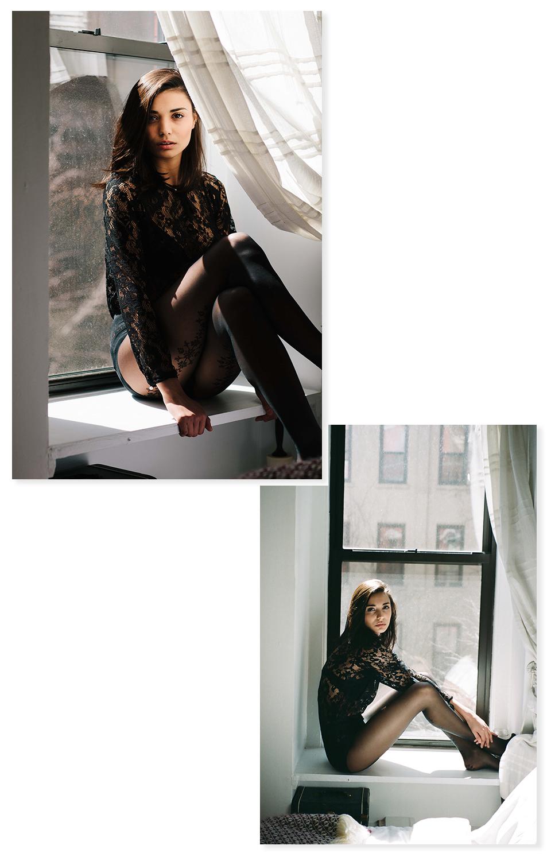 Alyssia mcgoogan by alessandro casagrande mq photo shoot - 2019 year