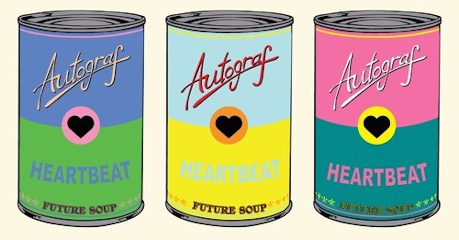 Autograf's Heartbeat is a new take-me-back anthem