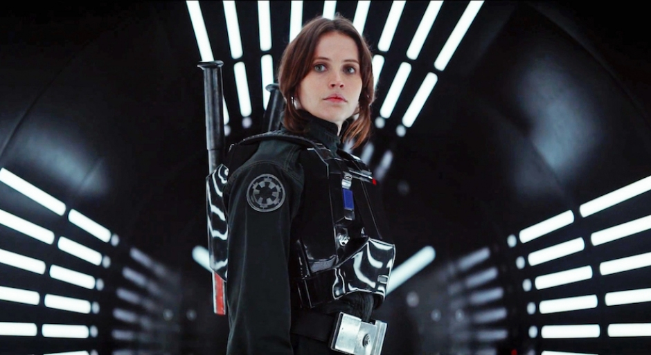Go behind the scenes of Star Wars: Rogue One