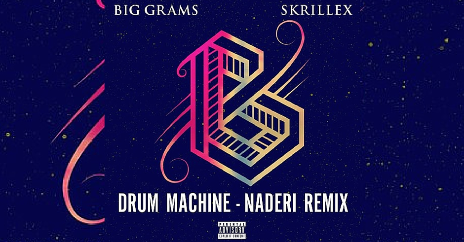 Naderi goes in on his Big Grams x Skrillex remix