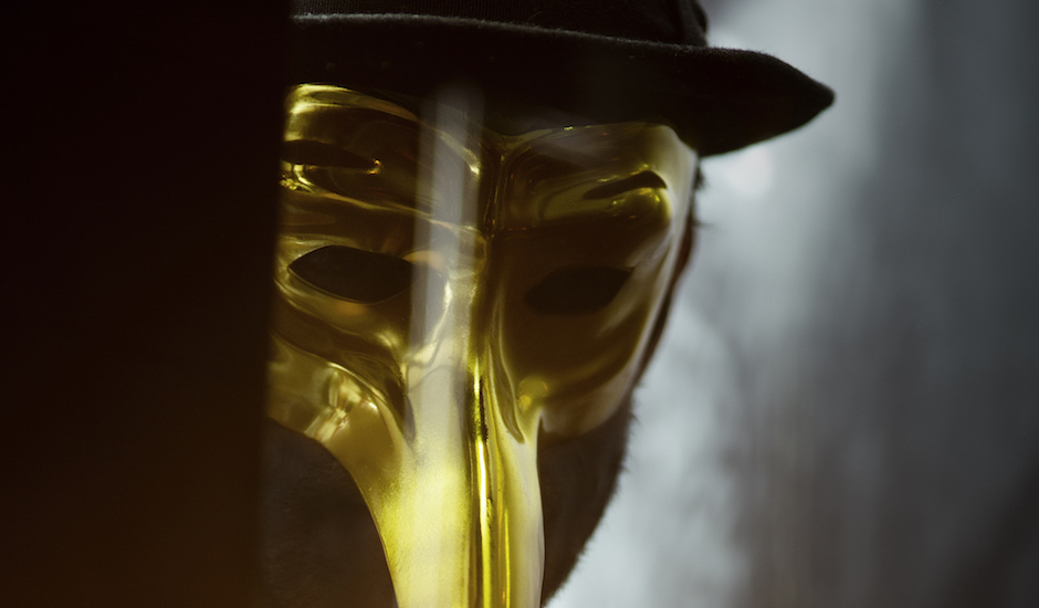 In The Booth: Claptone
