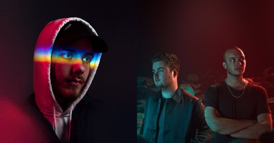 San Holo and DROELOE interview each other in celebration of their new collab