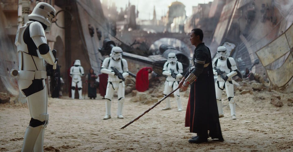 Darth Vader returns in latest thrilling trailer for Star Wars: Rogue One