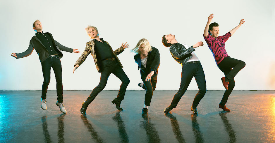 Franz Ferdinand return with the title track to their new album, Always Ascending