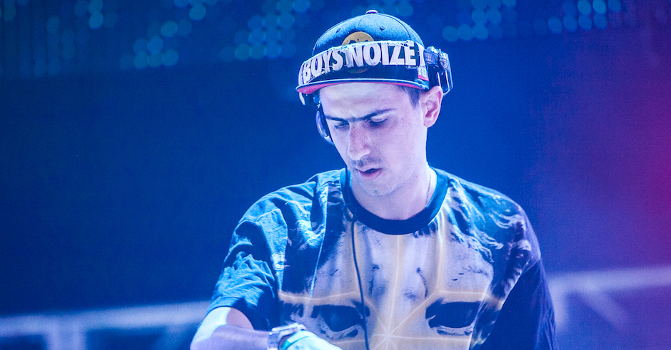 German producer Boys Noize enlists Danny Brown and Pell for new Birthday remix
