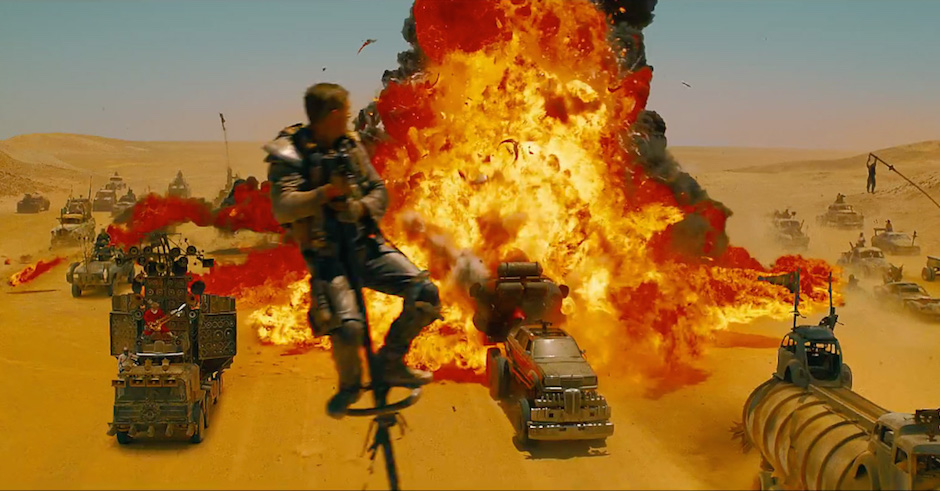 CinePile Review: Go See Mad Max: Fury Road