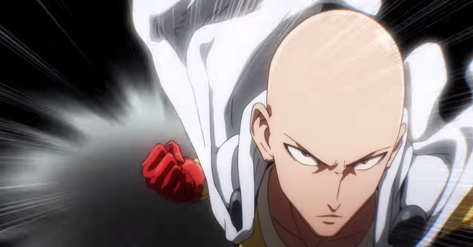 The English dub of One Punch Man is coming to Toonami