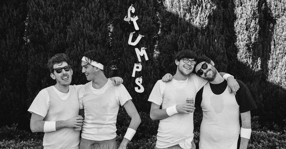 Premiere: Sydney's STUMPS burst onto the scene with their debut single, Piggyback