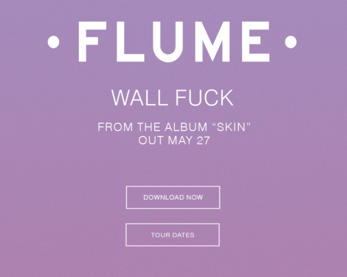Flume gives us a date for the album, and a free track from