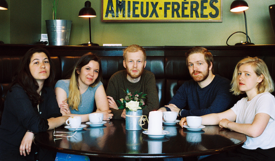 Meet Norway's Wauwatosa, who just dropped their captivating debut album, Souvenirs