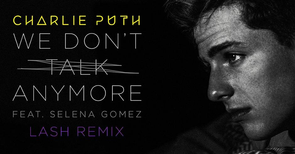 Get amongst Lash's latest remix featuring Selena Gomez