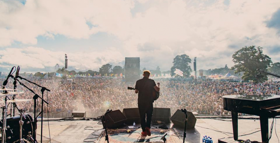 Five Minutes With Gavin James