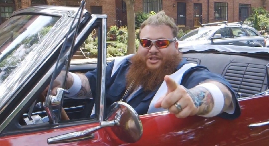 Action Bronson serves up a tasty tease of F*ck That's Delicious' second season