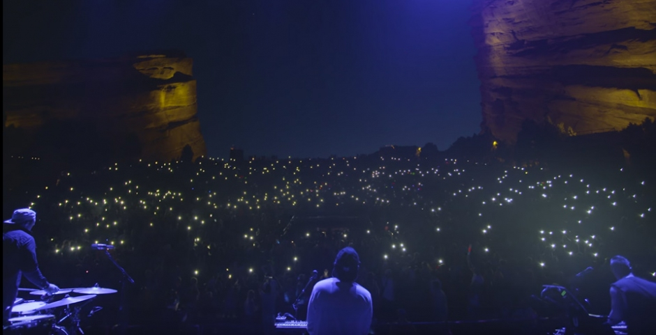 Attain mad FOMO over RÜFÜS' recap of their Red Rocks show