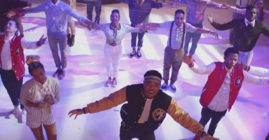 Watch: Chance the Rapper & The Social Experiment - Sunday Candy