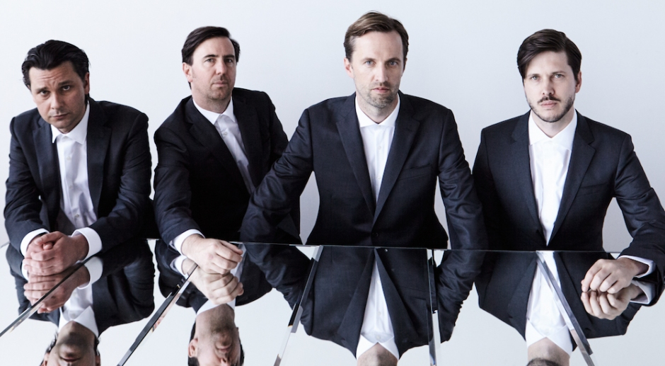 "Cut Copy Interview: ""If you're getting drops all the way through a set I would get bored."""