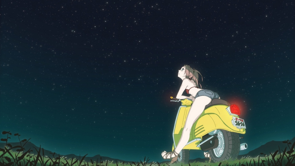 Cult 2000s anime hit FLCL to return late 2017 on AdultSwim