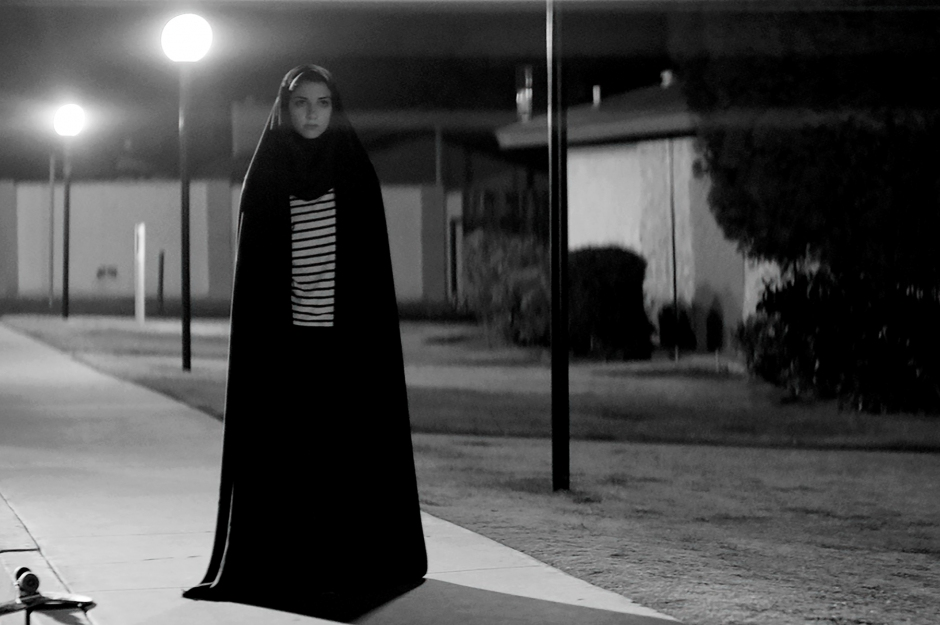 Listen: A Girl Walks Home Alone At Night Mix by Patience