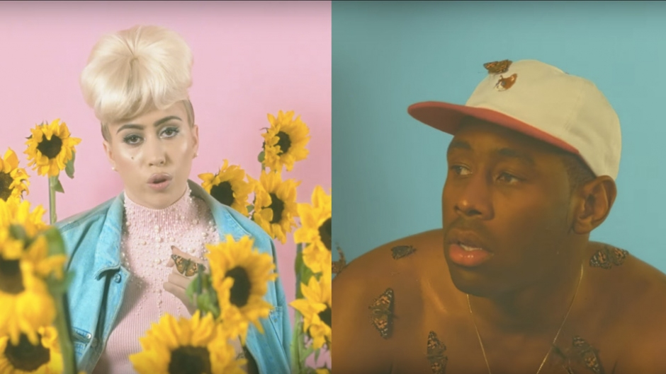 Kali Uchis & Tyler the Creator share screen time in new video for 'Perfect'