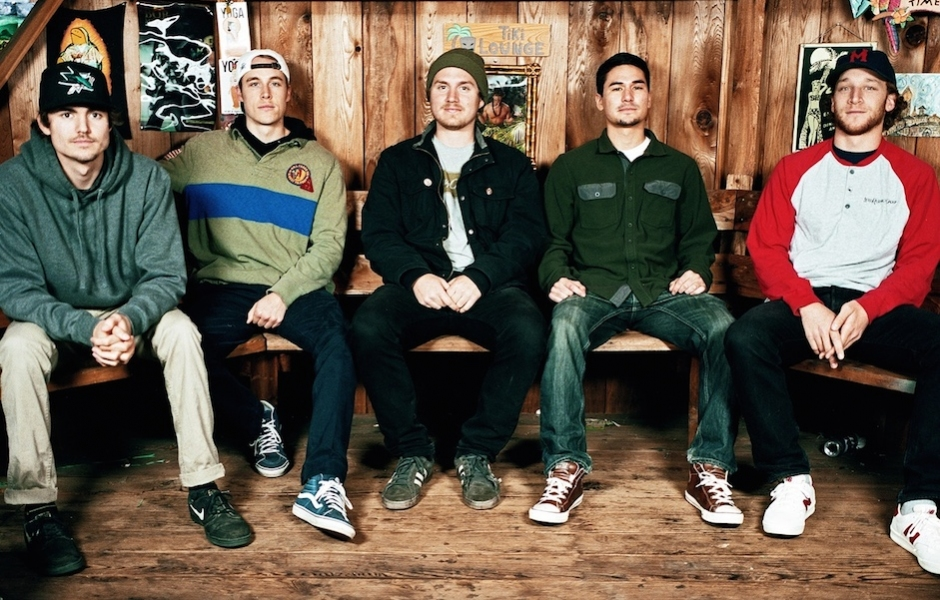 The Story So Far bring some 90s vibes in the clip for Heavy Gloom