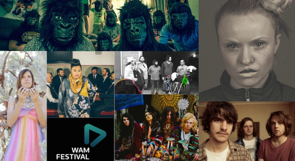 WAM announces 80+ acts to join this years WAM Festival