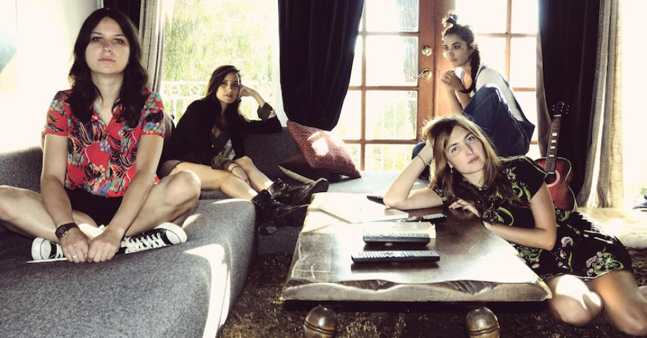 New Music: Warpaint - No Way Out (Redux)