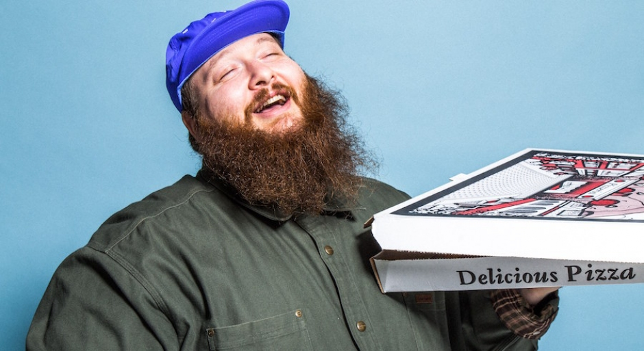 Action Bronson cooks up a heart attack in Random Moments in Food