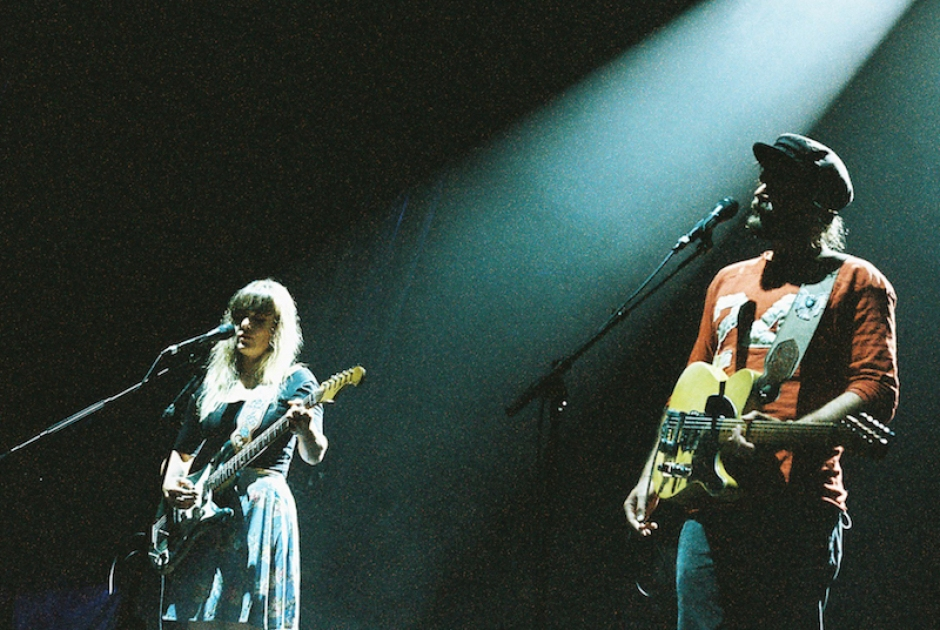 Angus & Julia Stone At King's Park By Blair Gauld