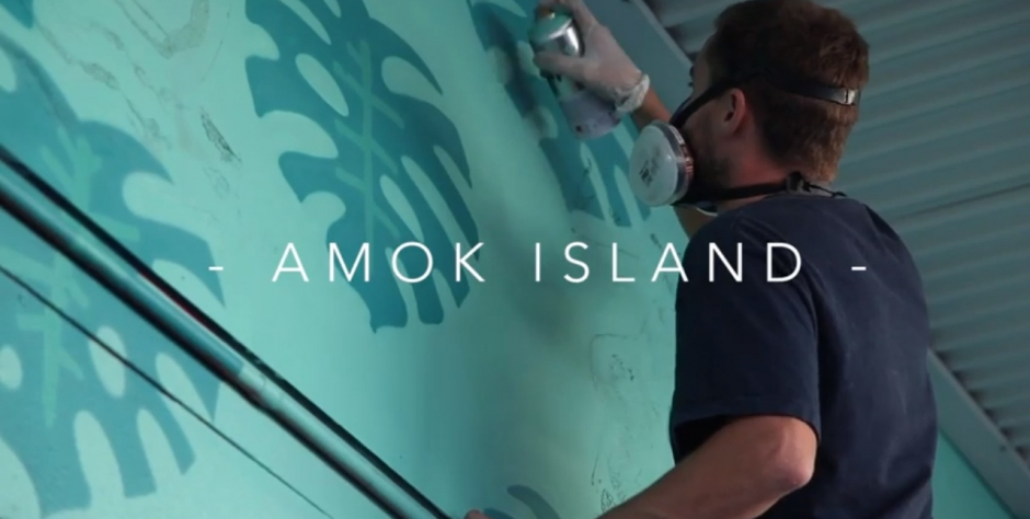 Framed: Amok Island (Video)