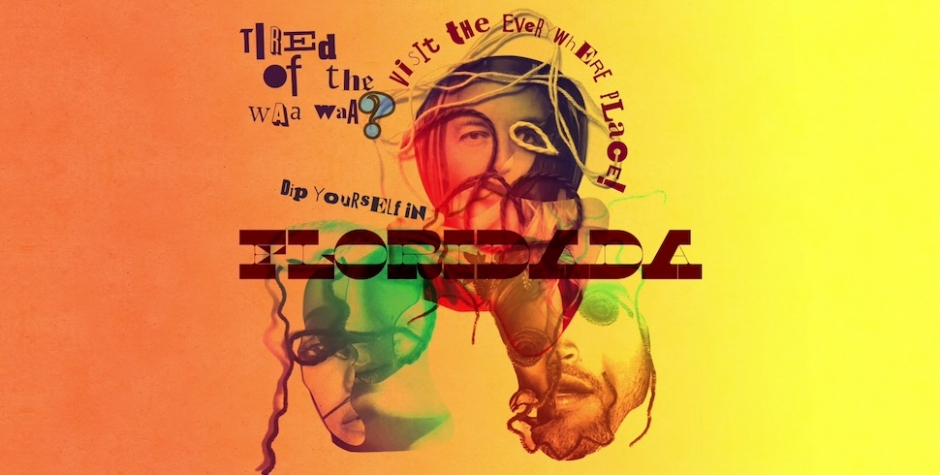 Listen: Animal Collective - FloriDada