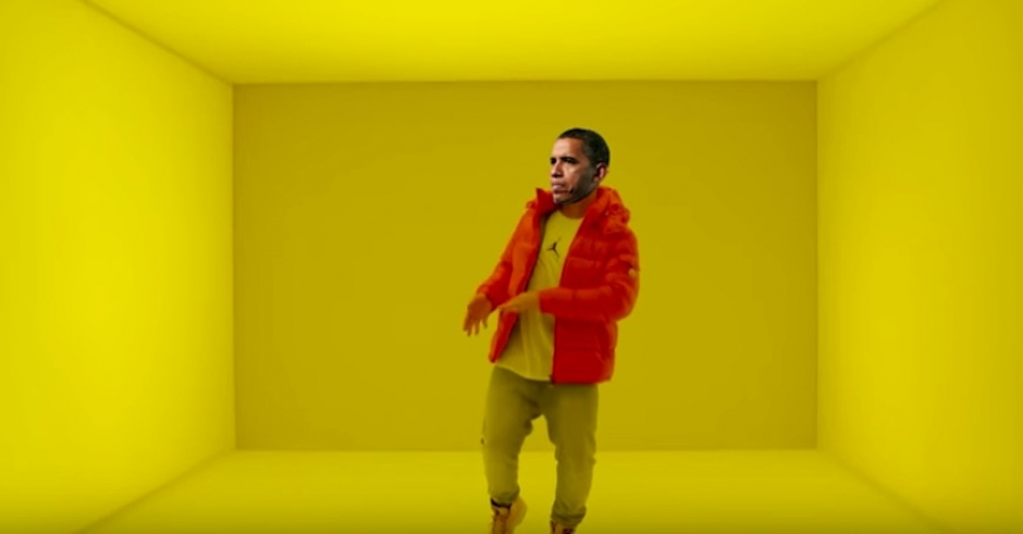 The Barack Obama Hotline Bling dub can finally put this Drake meme to bed