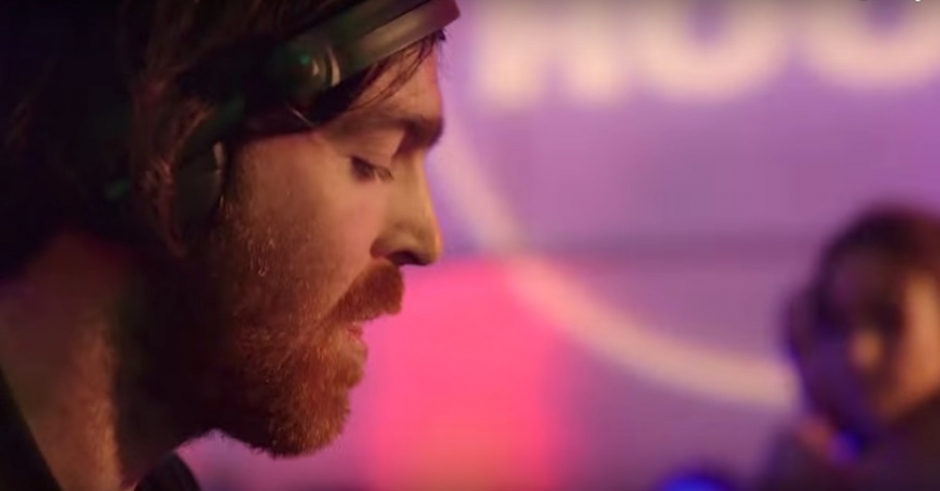 Watch/Listen to Chet Faker and friends' Boiler Room Melbourne sets