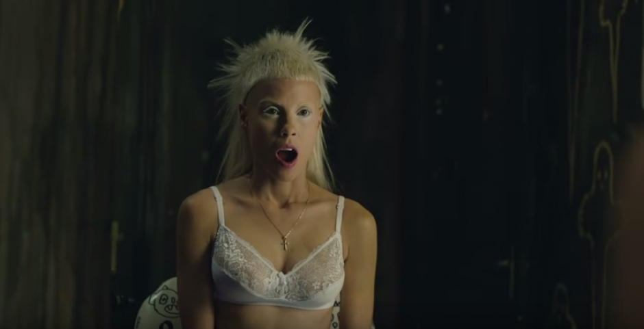 Die Antwoord have a fun, wholesome night out in new clip for Banana Brain