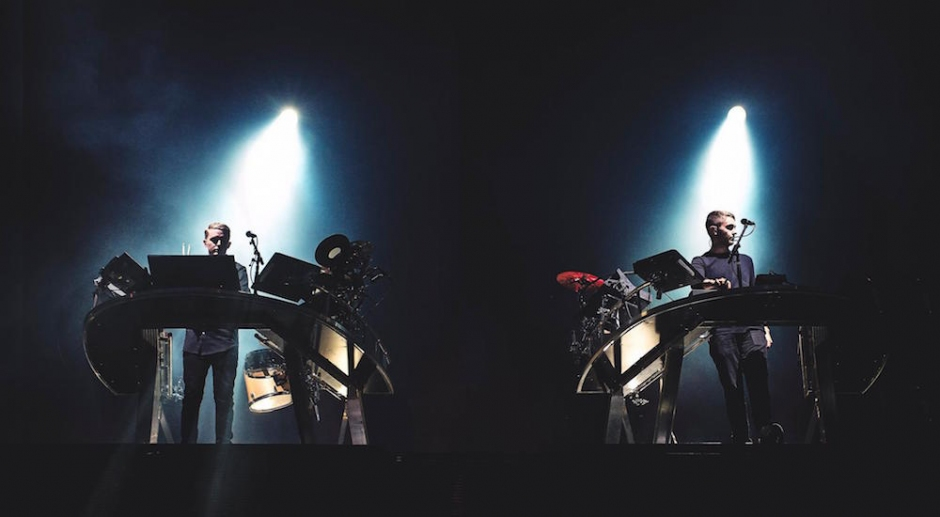 From the club to Madison Square Garden, Disclosure's rise to top of the pops