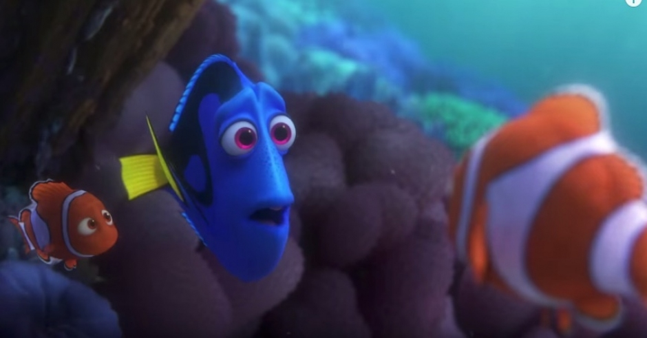Cop some serious nostalgia feels with Finding Dory's final trailer