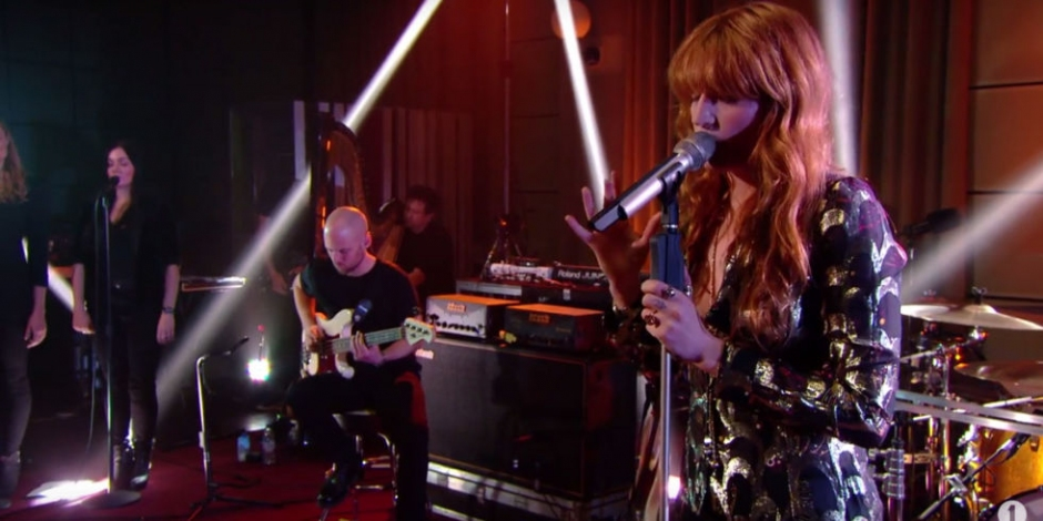 Watch: Florence + The Machine - Jack Ü/Bieber Cover