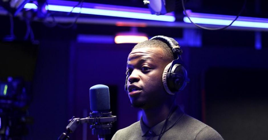 Listen: George The Poet  - Cat D.