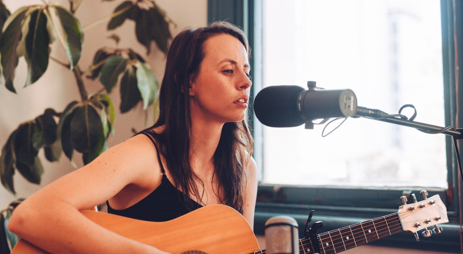 Live Sessions: Gordi - I'm Done