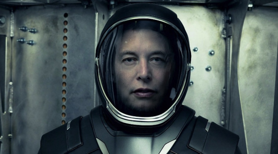 Hollywood costume designer hired to create functional spacesuits for the SpaceX program