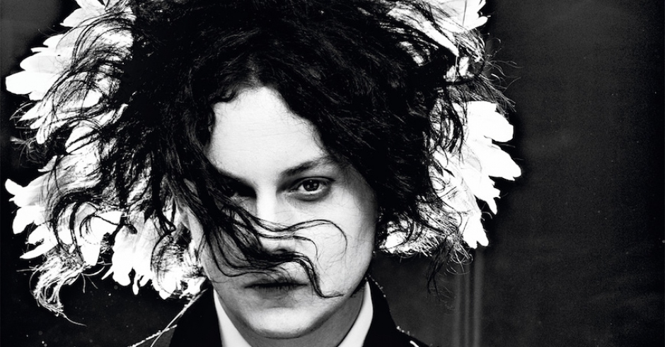 Watch: Jack White - Black Bat Licorice