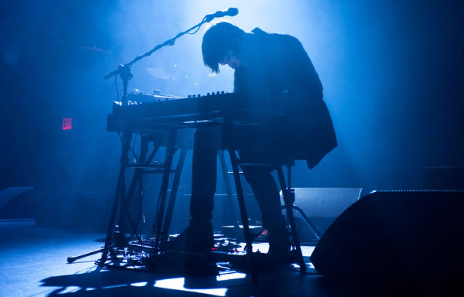 Listen: James Blake covers Simon & Garfunkle's The Sound of Silence