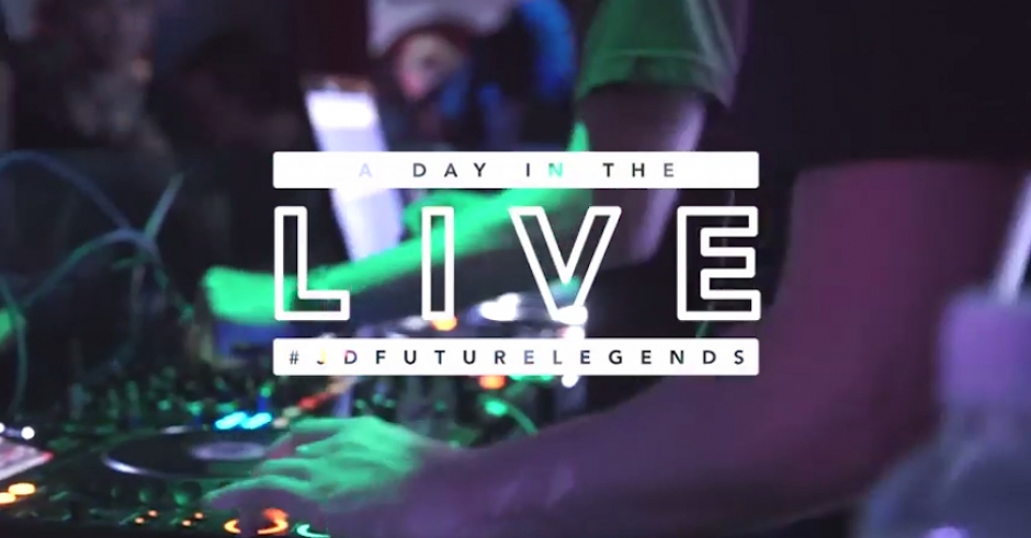 Watch: #JDFutureLegends - A DAY IN THE LIVE