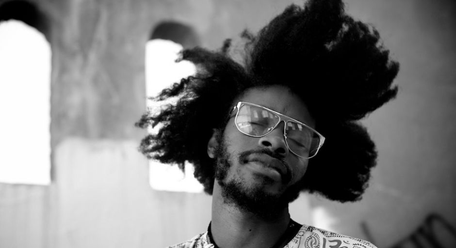 Jesse Boykins III drops immense new full-length, BARTHOLOMEW